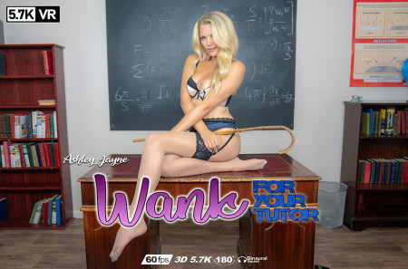 Wank For Your Tutor