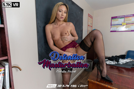 Detention Masturbation