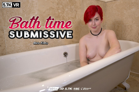 Bath time Submissive