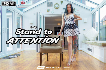 Stand To Attention